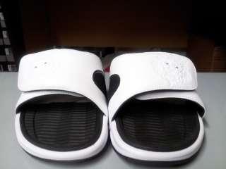 Nike Air LeBron Slide White Black Freegum Scarface Slippers QS