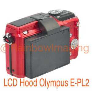 LCD Pop Up Screen Hood Cover for Olympus M43 E PL2
