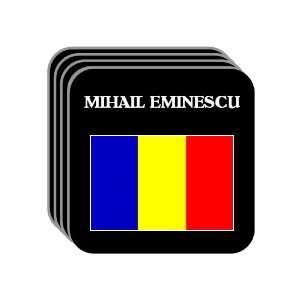 Romania   MIHAIL EMINESCU Set of 4 Mini Mousepad
