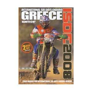 Isde 2008 Greece: USA Riders, Jeff Lague: Movies & TV