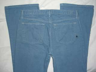 ABERCROMBIE & FITCH Flare Button Fly Womens Jean 12