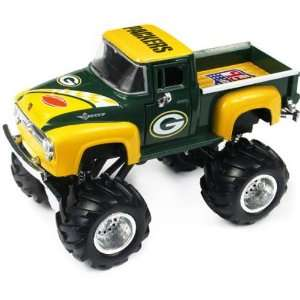 Green Bay Packers 1956 Ford Monster Truck Sports & Outdoors