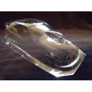 DRS   Gto Prostock Clear Body (Slot Cars) Toys & Games