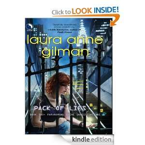 Pack of Lies (Luna Books) Laura Anne Gilman  Kindle Store