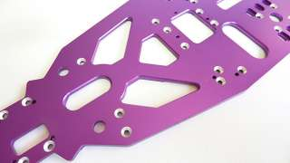 HPI Nitro RS4 RTR 3 Type SS EVO Aluminum Racing Chassis