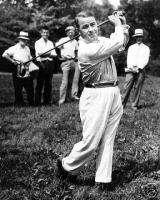 Gene Sarazen golf swing photo @ 1934 PGA championship