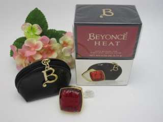 BEYONCE HEAT~CATCH THE FEVER~ SOLID PERFUME RING
