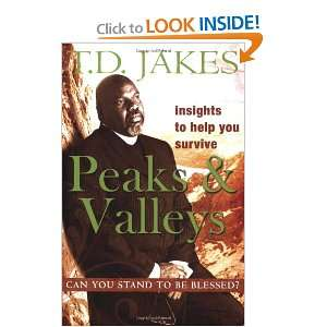 Can You Stand to Be Blessed? (9780768426199) T. D. Jakes Books