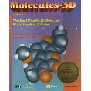 THE MOST FLEXIBLE 3D MOLECULAR MODEL BUILDING SOFTWARE (VERSION 2.1