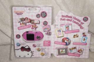 HELLO KITTY DIGITAL CAMERA KIT BY SANRIO ITEM # 92009 NEW PACKAGE IS