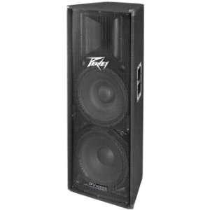 Peavey PV215D (Dual 15 Active PA Speaker) Musical