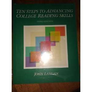Advancing College Reading Skills (9780944210451): John Langan: Books