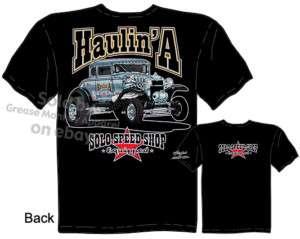 Gasser 30 31 Ford T shirt, Speed Shop Shirts, Sz M 3X