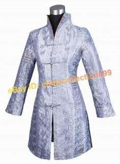 Chinese Women Long Jacket/Coat/Outerwear