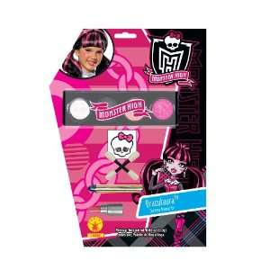 Lets Party By Monster High   Draculaura Makeup Kit (Child