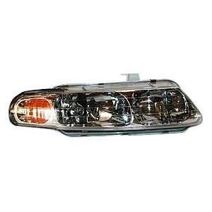 TYC 20 3599 90 Chrysler Sebring Passenger Side Headlight
