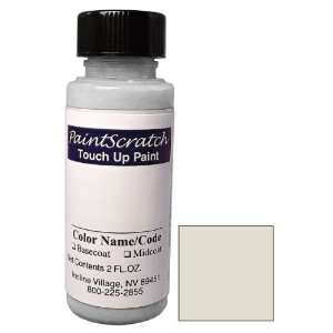 2 Oz. Bottle of Satin Metal Silver Metallic Touch Up Paint