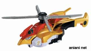 Bandai Engine Sentai Go onger Engine Toriptor Figure