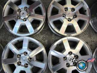 07 Cadillac CTS Factory 16 Wheels OEM Rims 4555 9596892 5x4.5
