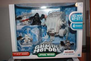 Star wars Galactic heroes Assault on Hoth At ST TRU