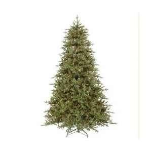 7.5 Pre Lit Valley Fir Artificial Christmas Tree   Multi