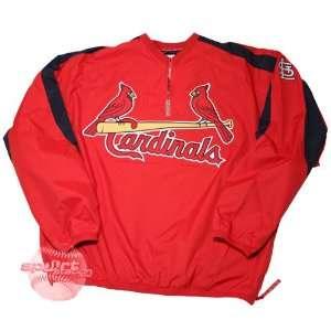 Saint Louis Cardinals 2005 MLB Elevation Gamer 1/4 Zip