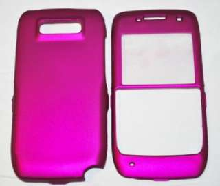 BLUE Rubberized Hard Case for Nokia E71x $7.97 USA A6