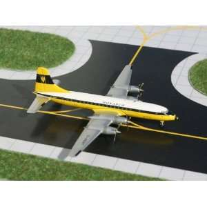 Gemini Jets Monarch Britannia 312 Model Airplane