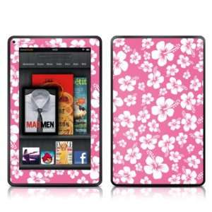 Aloha Pink Design Protective Decal Skin Sticker   High