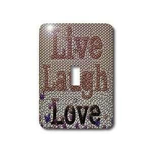 Patricia Sanders Inspirations   Live, Laugh, Love Tiles  Inspirational