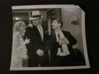Dramatic Groucho Marx with Fellow Actors Movie Still