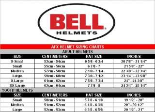 Bell MX1 MATTE BLACK MOTOCROSS OFFROAD HELMET snowmobile ATV