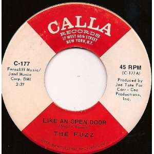 : Like An Open Door (Sheila Young) b/w Leave It All Behind Me (Sheila