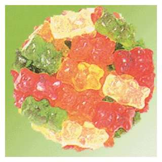 Gummy Bears Jumbo  Grocery & Gourmet Food
