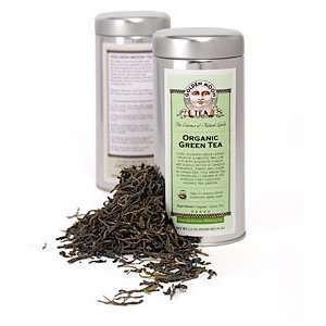 Golden Moon   Organic Green Tea   2.5oz Grocery & Gourmet Food