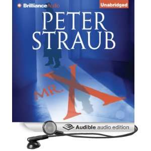 Mr. X (Audible Audio Edition) Peter Straub, Luke Daniels Books