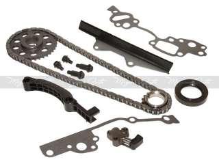 Toyota 2.4 22R 22RE Timing Chain Kit Metal Guide Rail