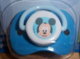 new walt disney mickey mouse minney mouse or pluto pacifier