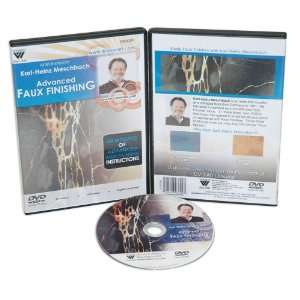 Weber Meschbach Dvd Studies Of Faux Finishing Oil Painting