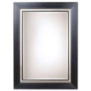 Whitmore Traditional Wood Wall Mirror
