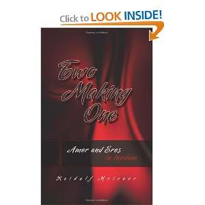One Amor and Eros in Tandem (9781608609963) Reidulf Molvaer Books