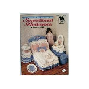 Sweetheart Bedroom (Annies Fashion Doll Home Decor Crochet Collectors