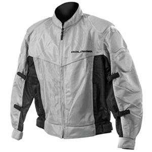Honda Gold Wing Air Tek Mesh Jacket   Small/Silver