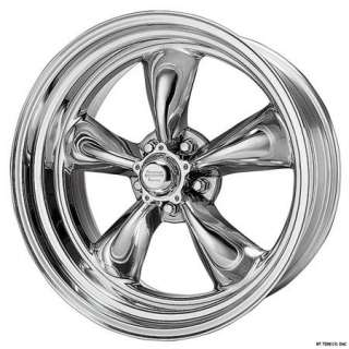 American Racing Torq Thrust II Polished Rims 15x7 5x4.5