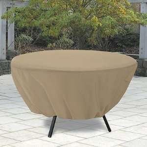 Terrazo Round Patio Table Cover Patio, Lawn & Garden