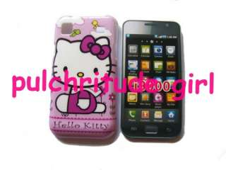 For Samsung Galaxy S i9000 Hello Kitty Hard Case Cover