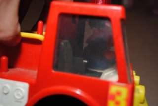 SESAME STREET BERT AND ERNIE FIRETRUCK MAYBE VTG ?