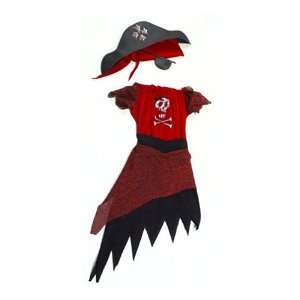 Fortune Huntress Child Costume (Small) Toys & Games
