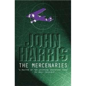 Mercenaries John Harris 9780755102327  Books
