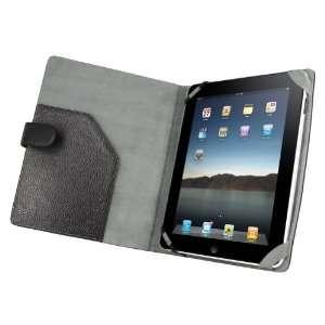 (Many Color Option) iPad Leather case book folio jacket